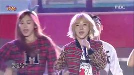 why did you come to my home (141004 music core) - minx