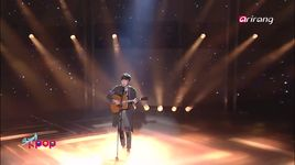 home (141010 simply kpop) - roy kim