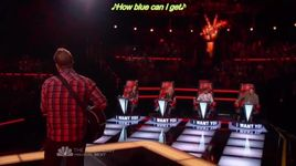 nobody knows (the voice 2014 - blind audition) - james david carter - v.a