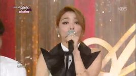 don't touch me (140926 music bank) - ailee
