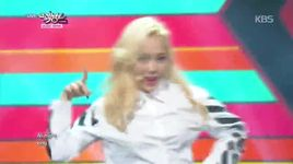 but go (141010 music bank) - a.kor
