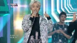 you're so fly (141010 music bank) - btob
