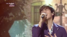 if i (141017 music bank) - jung dong ha