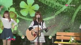 i  think i′m in love (141017 simply kpop) - juniel