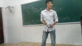 khanh huy em trai khanh phuong cover mong em luon mim cuoi - v.a