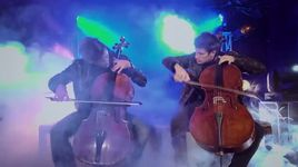 the trooper overture - 2cellos