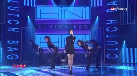 clutch bag (141024 simply kpop) - hi.ni