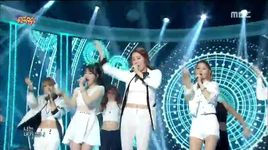 hate you (141025 music core) - delight