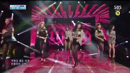 number nine (131113 the show all about k-pop) - t-ara