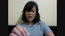 an nguy hat rap love the way you lie cuc chuan - an nguy