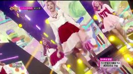 what to do (141101 music core) - laboum