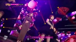 cheer up (141101 music core) - hong jin young