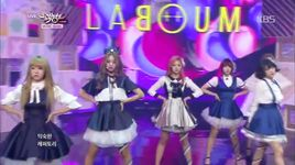 pit a pat (141031 music bank) - laboum