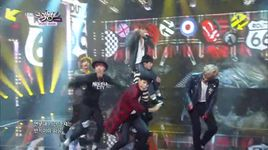 war of hormone (141031 music bank) - bts (bangtan boys)