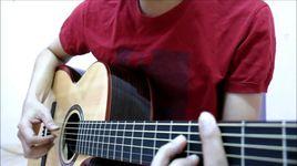 chi con lai tinh yeu (guitar cover) - guitar