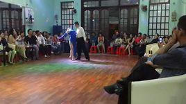 bieu dien rumba - bac lieu 04102014 (lucie ngoc & truong toan) - dancesport