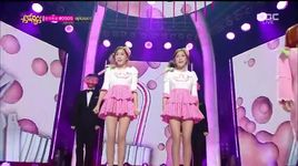 ok (141108 music core) - strawberry milk
