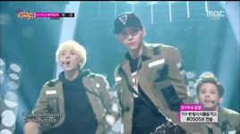 take a shot (141108 music core) - hotshot