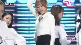 25 (141104 the show) - ji eun (secret)