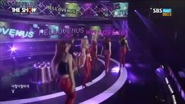 sticky sticky (141111 the show) - hello venus