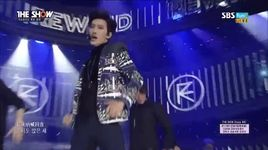 rewind (141111 the show) - zhou mi (super junior-m)