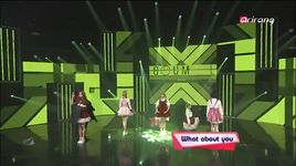 what about you (141114 simply kpop) - laboum
