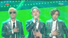 wa (141115 music core) - atomic kiz