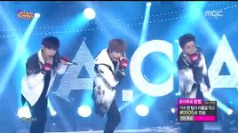 ouch (141115 music core) - a.cian