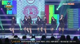 candy jelly love (141119 show champion) - lovelyz