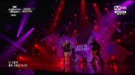 all of you & erase (141120 m countdown) - hyolyn, joo young
