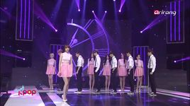time (141121 simply kpop) - aoa