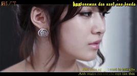 i have to let you go (vietsub, kara) - young gun, ji yeon (t-ara)