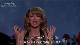 blank space (american music awards 2014) (vietsub, kara) - taylor swift