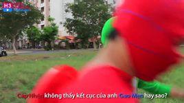 lien minh sieu nhan (tap 3): giai cuu gao men - v.a