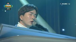 always be with you (141126 show champion) - yoon hyun sang