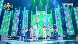baechu bossam (141126 show champion) - pungdeng-e