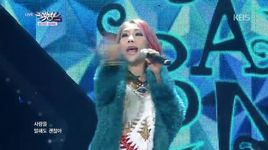 snow love (141128 music bank) - dang cap nhat