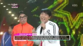 reminisce & shall we dance (141128 music bank) - lim chang jung