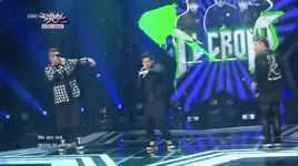 zombie killer (141128 music bank) - t.l crow