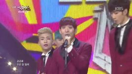 my all (141128 music bank) - dang cap nhat