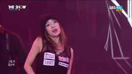 mama (141125 the show) - nicole jung