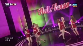 sticky sticky (141125 the show) - hello venus