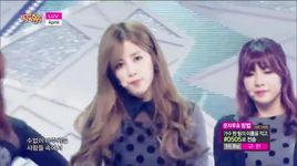 luv (141122 music core) - a pink