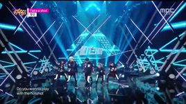 take a shot (141122 music core) - hotshot