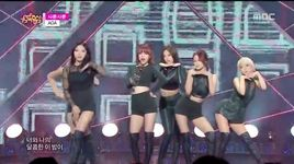 like a cat (141122 music core) - aoa