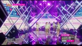 candy jelly love (141122 music core) - lovelyz