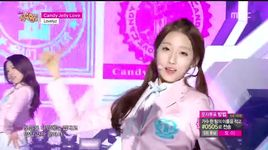 candy jelly love (141129 music core) - lovelyz
