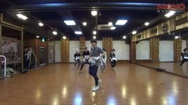 ouch (dance practice) (led version) - a.cian