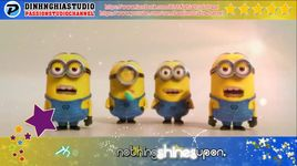 twinkle twinkle little star - minions