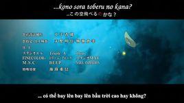 kimi ga emu yuugure (tokyo ravens ending) (vietsub, kara) - yoshino nanjou